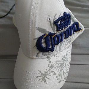 Corona  hat 1size $32 + free $10 Gift